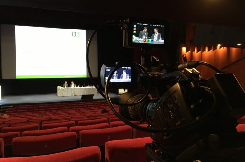 Video production for events and conferences
